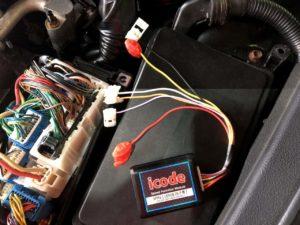ICODE ISF_SFM2 リミッターカット配線タイプ