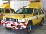 黄色パトカー